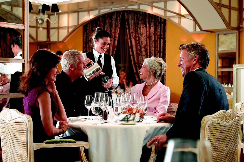 Croisières avec Cuisine Francaise Oceania Cruises