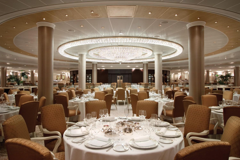 croisière culinaire de luxe
