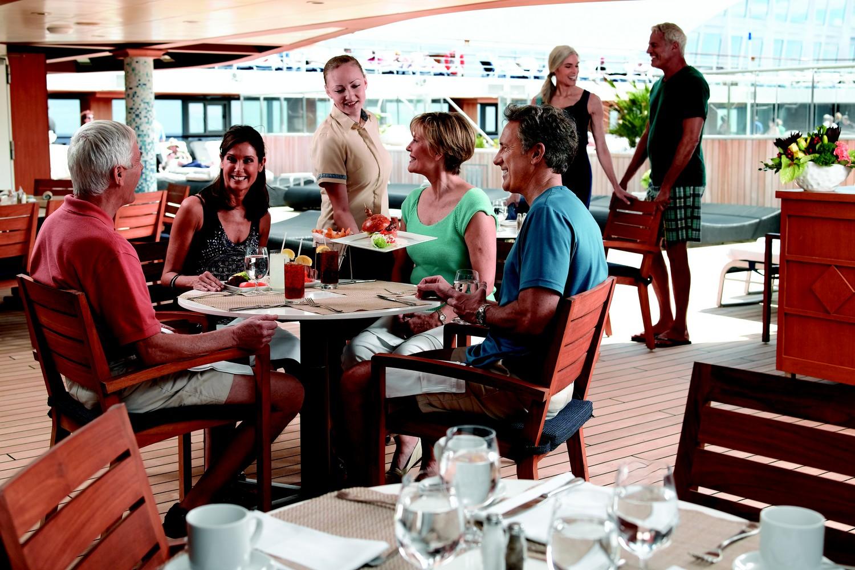 Décontracté Chic Croisière Oceania Cruises